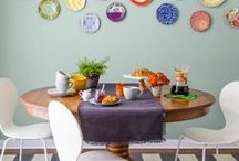 Dining Area / Dining area decor ideas