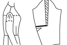 Mønster tilpasning Topper og Kjoler