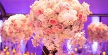 Breathtaking Wedding Centerpieces / Classic and elegant centerpieces by Amy Burke Designs