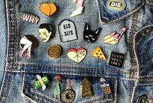 GET YOUR OWN PINS / PIN 'EM