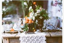 Party / Ideas For A Perfect Get Together  / by Landry McMillan