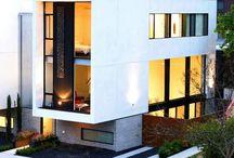 Interior Design/Exterior/Architecture / Interior Design and Architecture / by V