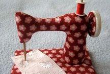 coser / by maria piñeiro