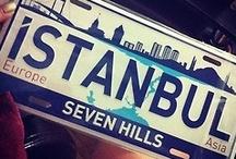 My Beloved İstanbul / My home,my beloved,İSTANBUL not just a city she is cradle of culture and civilizations. Üsküdar,Kadıköy,Eminönü,Emirgan,Bebek,Sirkeci,Samatya,Balat,Aksaray,Haliç,Sarıyer,Beyoğlu,Karaköy,Fatih,Şişli,Şile (past and present) / by Ismail Akgün