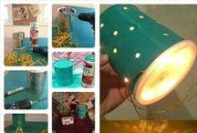 Craft Ideas • DIY •  Good Idea I like it :)