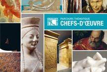 Parcours chefs-d'œuvres / Partez à la découverte de treize chefs-d'œuvres dans les collections.
