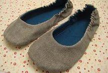 Making..slippers