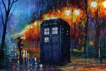 Doctor Who?  / All things Doctor Who! Classic and Current! / by Veronica Mahan