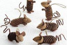 Advent calendar crafts