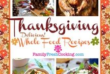Thanksgiving / by Ariel Fix