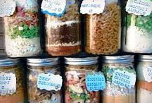 Mason Jar / Freezer Meals / by Ariel Fix