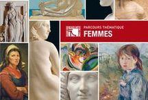 Parcours Femmes / Seul ou à plusieurs, entre amis, en couple ou en famille, explorez différemment les collections du musée et de les découvrir sous un angle d'approche original.