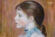 Fonds d'écran du musée / Choisissez la plus belle œuvre, le plus beau cadrage. Pour la taille, nous en avons trois disponibles : 800x600 ; 1024x768 ou 1280x1024