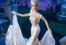 My Barbies!  / The Barbies I had as a kid!  / by Veronica Mahan
