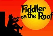 Fiddler on the Roof 50th Anniversary / 2014 marks 50 yrs since Fiddler debuted on the Broadway stage. We're celebrating the cross-cultural, international influence of the play -- and the movie. / by Spertus Institute for Jewish Learning and Leadership
