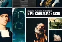 Parcours noir / Partez à la découverte de la couleur noire dans les collections de peinture du musée.