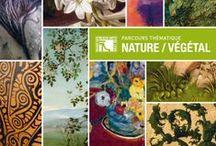 Parcours végétal / Partez à la rencontre du monde végétal à travers douze œuvres des collections du musée. De l'antiquité au XXème siècle, au fil des civilisations, découvrez l'importance des plantes et fleurs, inépuisables sources d'inspiration pour les artistes.