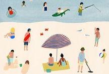 Vamos a lá playa