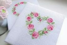 Cross-stitch / Kanaviçe xx//♡\\xx