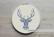 Cross Stitch and Embriodery