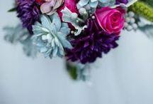 Fi & D wedding flowers