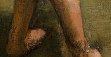 Gigapixel : Pieds ● Feet / Suivez les traces des personnages de nos tableaux en gigapixel et parcourez leurs moindres détails ! ● Follow the characters' footsteps in our gigapixel paintings and browse their every detail!