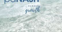 Career Growth / Pins to show you how to grow your career and position yourself for promotion and advancement.