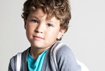 Styles for little boys / by Stacy Decker