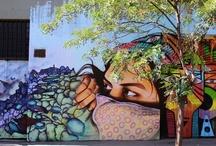 Graffiti and Street Art / by Pascale Botvinik