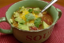 Soups / Gluten & Grain Free Soup Recipes