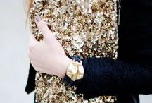Black And Gold I
