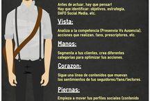 Social Media / Infografías sobre SocialMedia / by Carlos N. Suñer