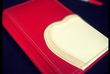 NoteBooks / PielFort Luxury Leather NoteBooks by www.theleatheralbum.com