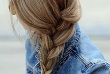 """Easy Mommy (Hair) Do's / Quick & easy up-do's, down-do's ~ just trying to have a """"do"""" is the goal!"""