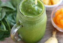"""Green Drinks / """"It's a real sign of love for yourself when you drink a green juice"""" - Joe Cross"""