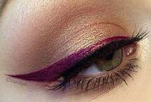 make-up / Make-up inspiration, beauty looks, make-up looks