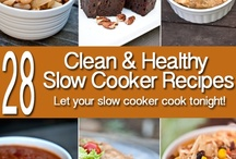 Slow Cooker Recipes / This winter include stews and other single-dish meals that can be prepared in a slow cooker. Pinning recipes to get you started!