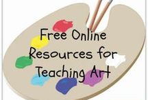 Visual Arts & Theatre / Resources & tools to teach the arts & theater ~ in the early years.