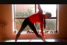 Mind & Body / Physical strength & exertion meets inner peace & relaxation techniques. Balance that body!