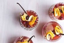 Christmas Cocktails / 'Tis the season to warm up with a cocktail!