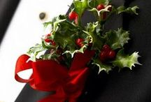 Christmas In Red And Green / by Linda Owen