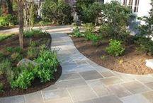 Landscape Ideas / Ideas I like for landscaping