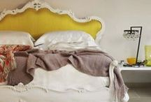 Bedrooms / by Ashley Wilson