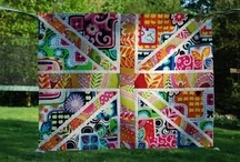 quiltology / quilts, fabrics, techniques, beautiful patterns and quilt pieces / by After My Art