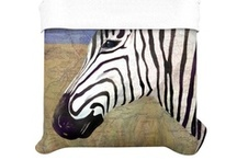Zebras and other wild things / pictures and products with animals  / by After My Art