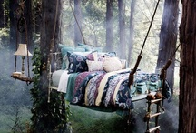 Hanging Beds, Swings, and Hammock Type Things