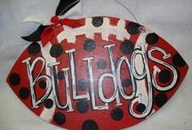 All about the Dawgs! / by Tina Purvis
