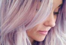 Color, Color Everywhere / Hair color we would DYE for.