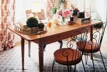 Office/Craft Spaces / by Ashley Wilson