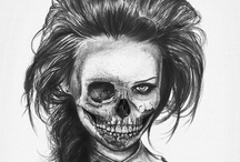 halloweenie / spooky! / by Brianna Sullivan